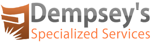 Dempsey's Specialized Services, Logo